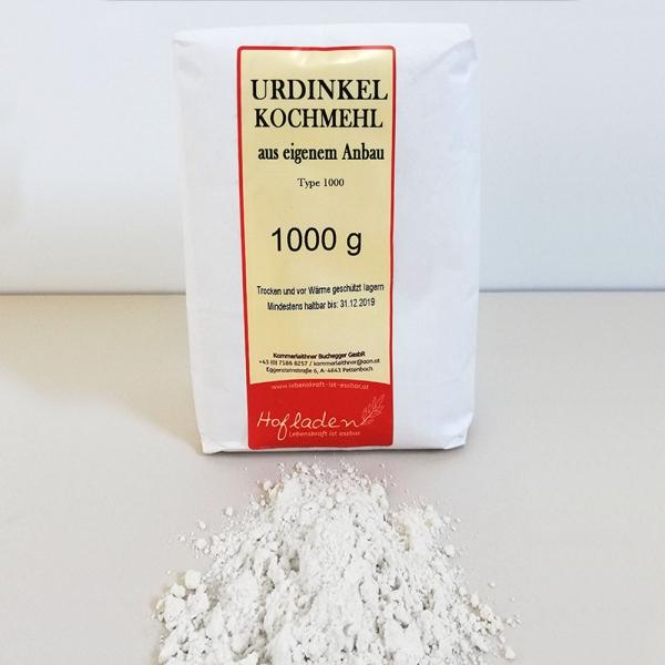 Dinkelkochmehl