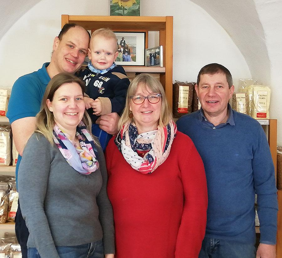 Familie Kammerleithner Buchegger